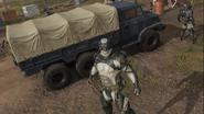 Metal gear Skulls male