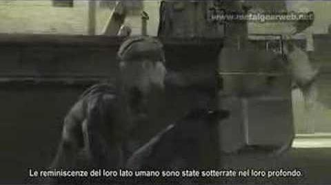Metal Gear Solid 4 Game Conventional 2007 ITA