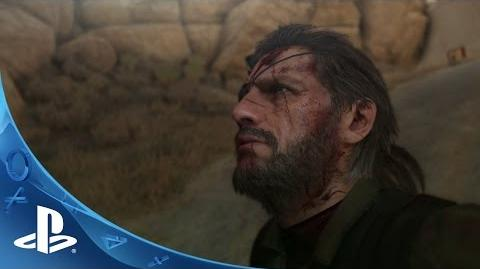 METAL GEAR SOLID V The Phantom Pain - Launch Trailer PS4
