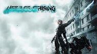 Metal Gear Rising Revenge Raiden and Blade Wolf