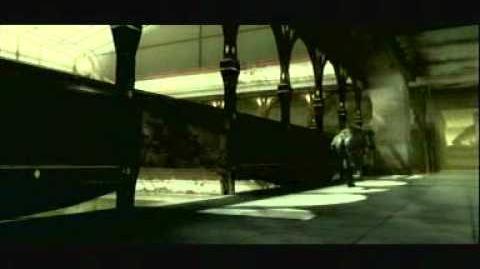 Metal Gear Solid 4 - Tokyo Game Show 2006 Japan Trailer