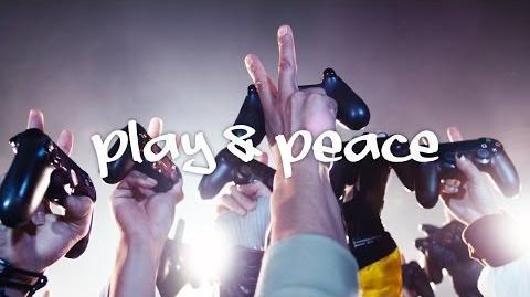 PlayStation 4 世界が、遊びでひとつになる。