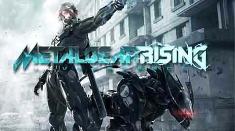Metal Gear Rising Revengeance -- High-Frequency Blades Gameplay HD