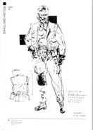 The Art of Metal Gear Solid I-IV Studio Works 0189