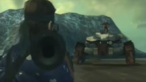Metal Gear Solid 3 - Shagohod