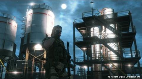 Official gamescom 2014 Gameplay Demo Metal Gear Solid V The Phantom Pain