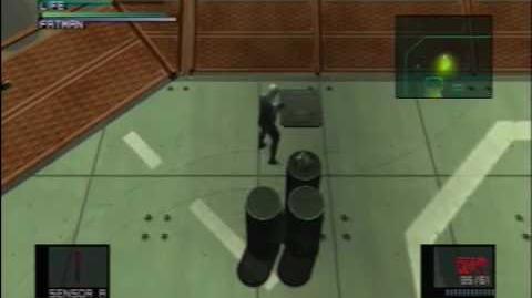 Metal Gear Solid 2 - Fatman