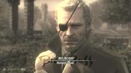 Es el padre de Solid Snake,Solidus Snake y Liquid Ocelot