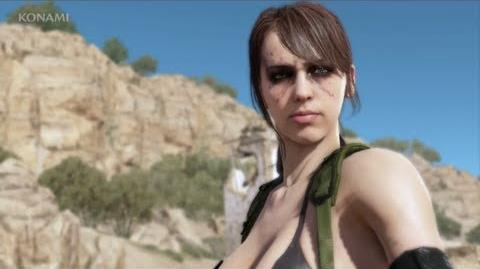 Metal Gear Solid The Phantom Pain RED BAND Extended Director's Cut Trailer E3 2013