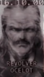 Shadow Moses revolver ocelot