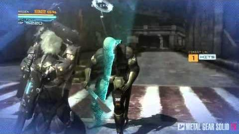 Metal Gear Rising Revengeance - Parrying And Multiple Cuts MetalGearSolidTV