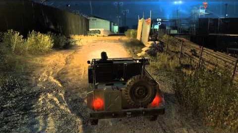 "METAL GEAR SOLID V Ground Zeroes ""Nightplay Mission"" U.S"