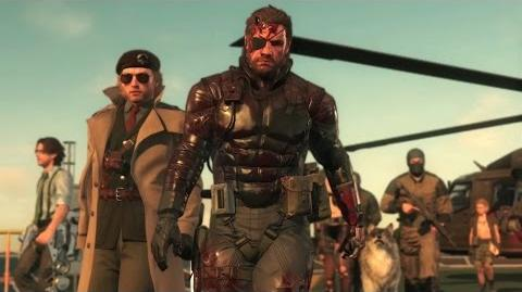 Official MGSV TPP LAUNCH TRAILER METAL GEAR SOLID V THE PHANTOM PAIN (US) ESRB KONAMI