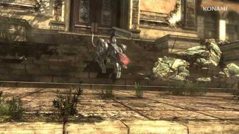 METAL GEAR RISING Blade Wolf DLC Trailer