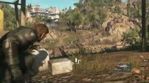 New & Official Tokyo Game Show Gameplay Demo Metal Gear Solid V The Phantom Pain