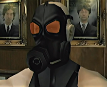 Mantis, as he appears in The Twin Snakes.
