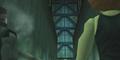 Снейк и Мэрил находят подземный проход, ведущий к Башне Связи А