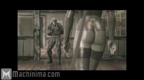 Metal Gear Solid 4 Trailer