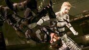Todas las escenas de CQC - Metal Gear Solid 3 Snake Eater HD Edition (PS3)