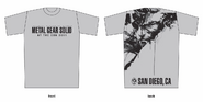 PW SDCC Shirt designs