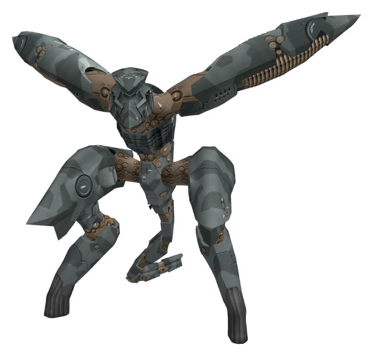 Metal Gear Ray Manned Metal Gear Wiki Fandom
