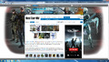 Metal Gear Rising Wikia Ad collapsed