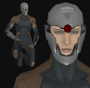 Metal gear solid 2 raiden ninja