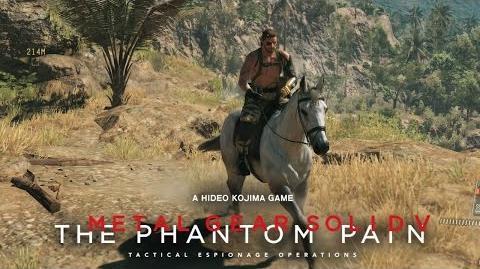 Metal Gear Solid 5 The Phantom Pain - TGS 2014 Demo Gameplay (English) TRUE-HD QUALITY