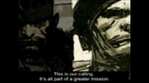 Metal Gear Solid Portable Ops Sony PSP Trailer - TGS 2006