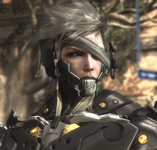 Raiden Metal Gear Wiki Fandom