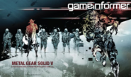 Shinkawa art for MGSV Game Informer