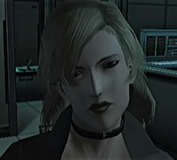Wolf, as he appears in The Twin Snakes.