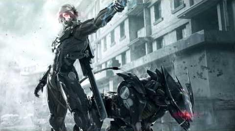 Metal Gear Rising Revengeance Vocal Tracks - The Only Thing I Know For Real (Maniac Agenda Mix)