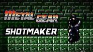 Metal Gear (PS3) - Shotmaker Boss Battle
