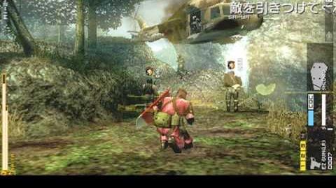 """MGS PEACE WALKER Night 3 """"CO-ED CO-OPS Boss Battle as a Group"""