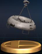 Cypher - Brawl Trophy
