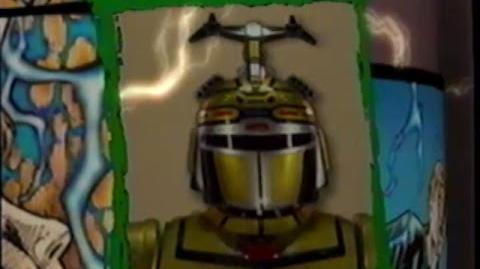 Beetleborgs Metallix - Morph (Big Bad Beetleborgs)