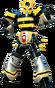B-Robo 05-Spydon Super Mode