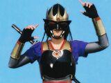 Butterfly Ninja Benikiba