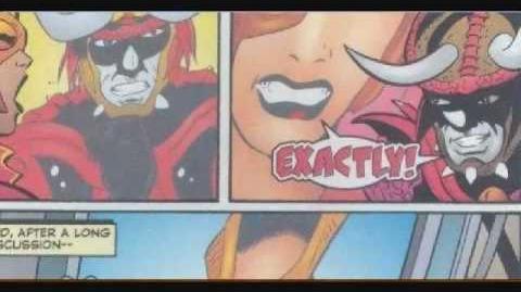 Power Rangers Turbo Vs Beetleborgs Metallix Comic Part 1