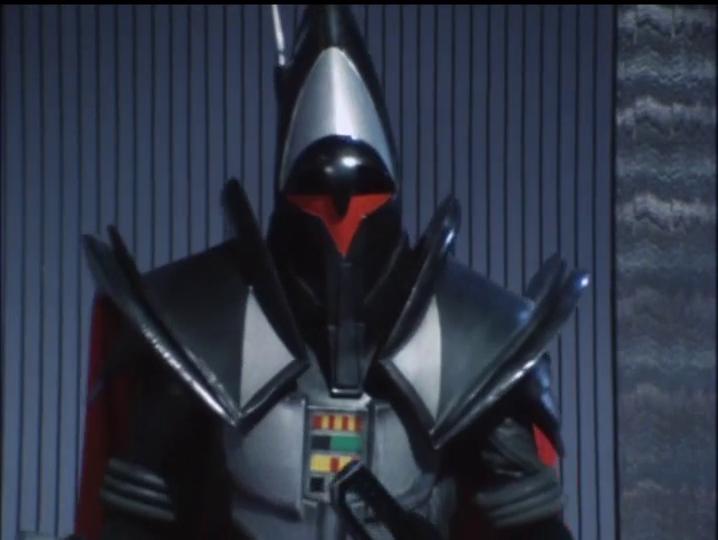Machine Army Leader General Deathzero