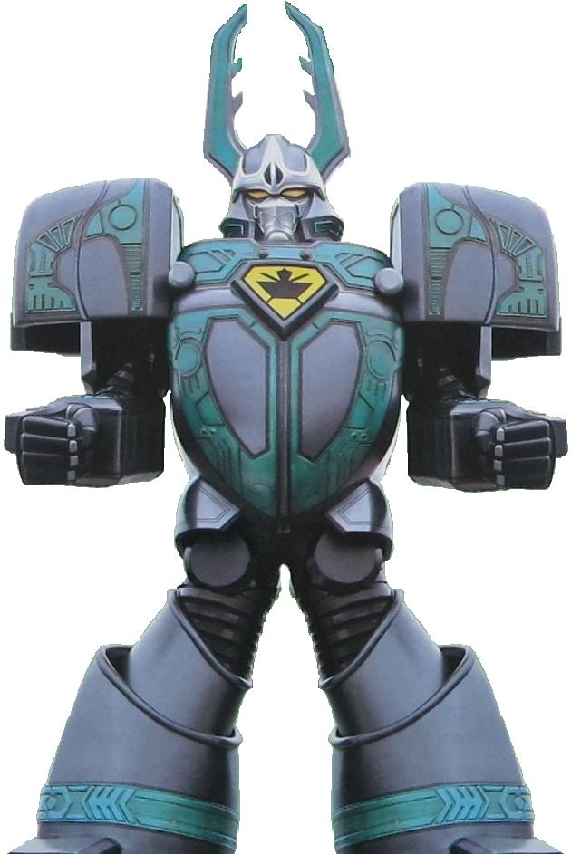 Evil Shell God Kuwaga Titan