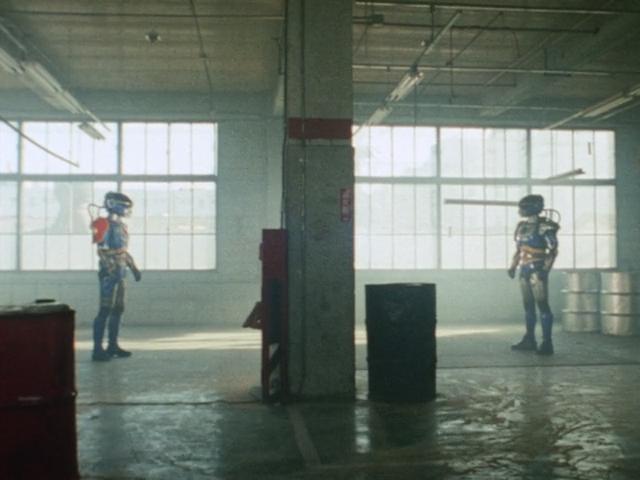 The Vanishing Power-Suit