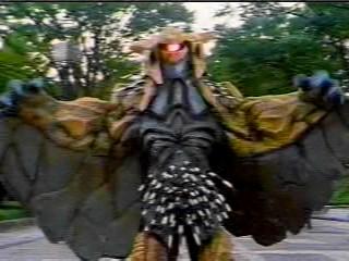 Darkness Combined Beast Arajibiray