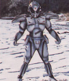 Explosive Fighter Gochak