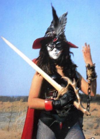 Demonic Ninja Sylvia