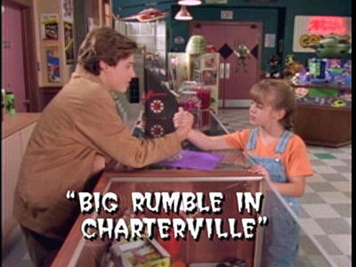 Big Rumble in Charterville