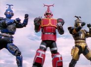B-Fighter and Kabutack