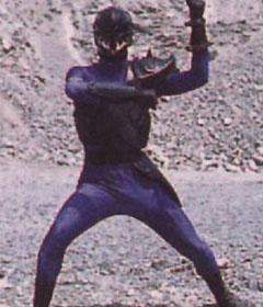 Light Fighter Bluekid