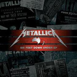 Six Feet Down Under (live album)